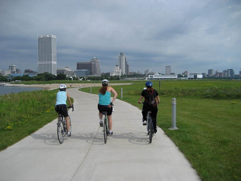 July 2010, training for the MS 150
