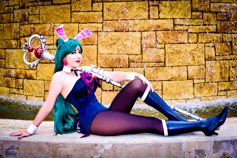 Sailor Pluto - Lemon Crop Cosplay