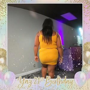 Yaz 21st Birthday