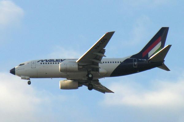HA-LOS - Boeing 737-7Q8