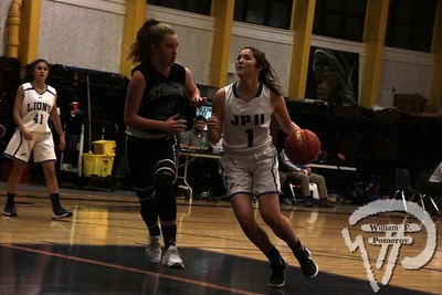 Girls' Basketball vs Sturgis East 🏀 2016