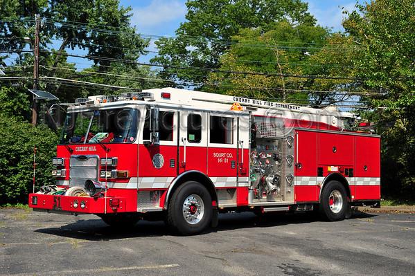 Camden County, NJ Fire Apparatus