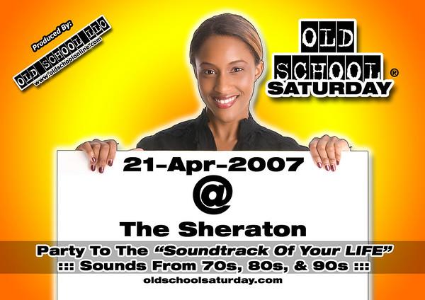OSS @ Sheraton Atlanta Hotel Downtown ::: ATL, GA [Apr.21.2007]