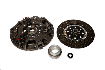 FENDT FARMER 303 - 311 S LS LSA 320MM SPLIT TORQUE CLUTCH PRESSURE PLATE LUK KIT 2 IN 1