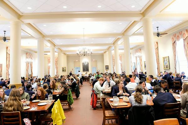 Dining Hall- 2013-14