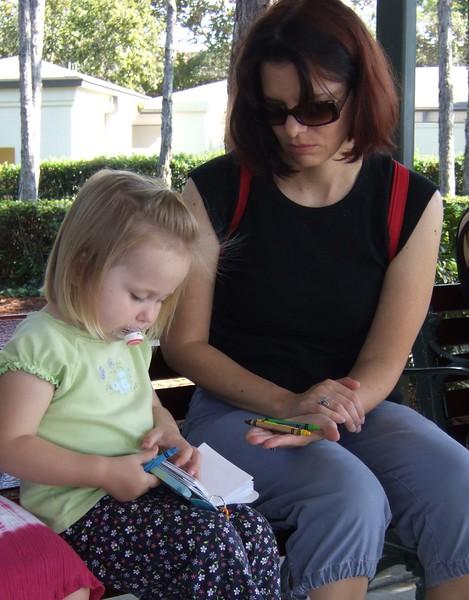 "Mia's ""baby book"""