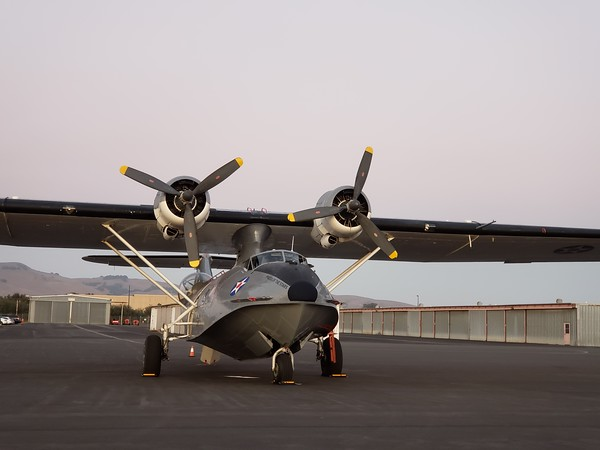 10-16-2020 PBY on the ramp