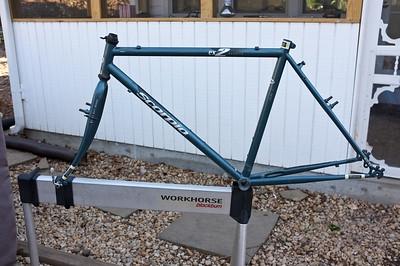 Will's Bike Build