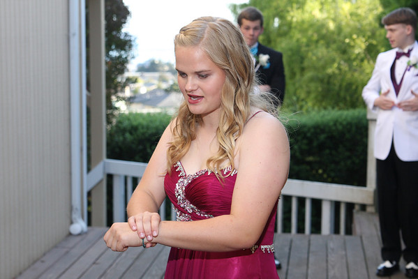 Carly Prom 2013