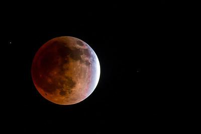 Lunar Eclipse, April 15th 2014