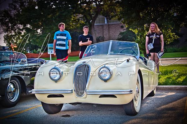 Monday Night Car Show 7.08.2013