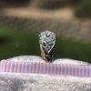 1.70ctw Edwardian 5-stone Old European Cut Diamond Band 11