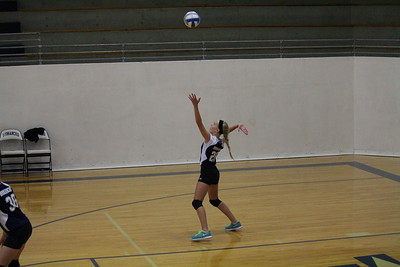 JH Volleyball 2014