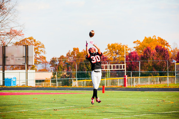 WERHS-FB9th-vs-Irvington-2013-1102