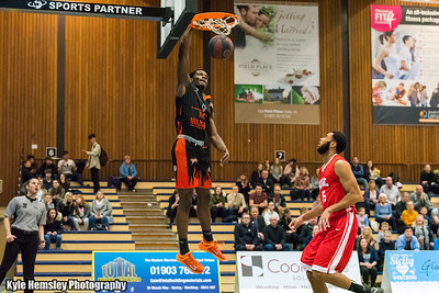 Worthing Thunder vs Manchester Magic (£2 Single Downloads. £8 Gallery Download. Prints from £3.50)