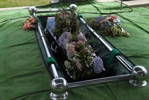 Reg's Funeral