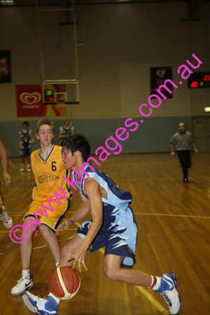 U/18 M1 Grand Final - Bankstown Vs Comets 3-8-08