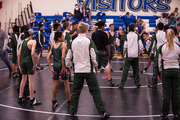 Wrestling 2017 - 7th Grade - Sunset Spartans