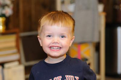 Our Grandson Landon - May 29, 2010