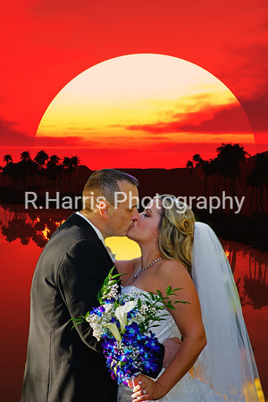 Altered Wedding Photos