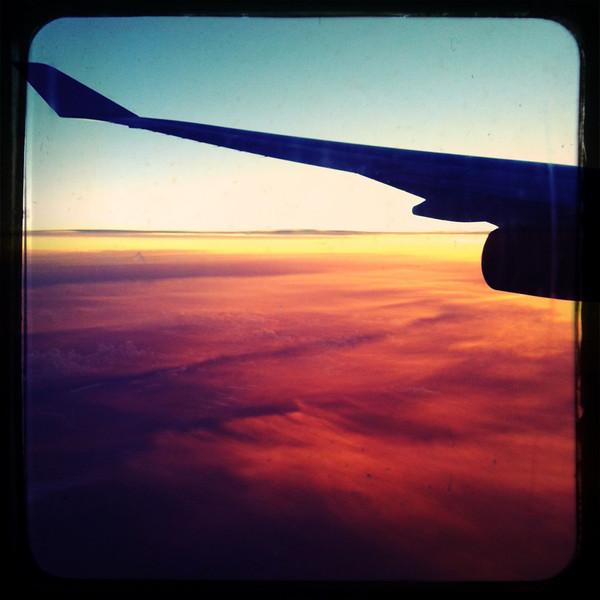 Aussie sunrise