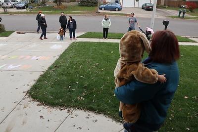 Halloween on Amherst