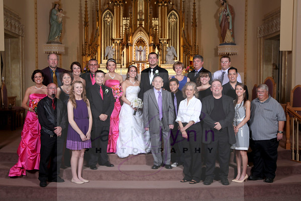 Young wedding 6_13 after