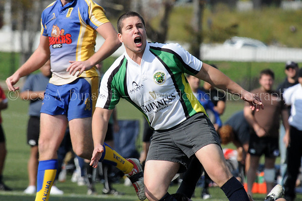 Gotham vs. Hudson Valley & Gotham B vs. Brooklyn Rugby B