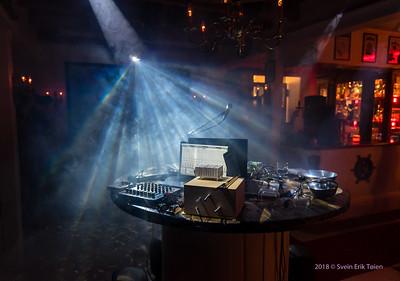 """Processing the Surroundings"" - music consept/concert in Arthur-Brygga, Nyksund 8th of june 2018"