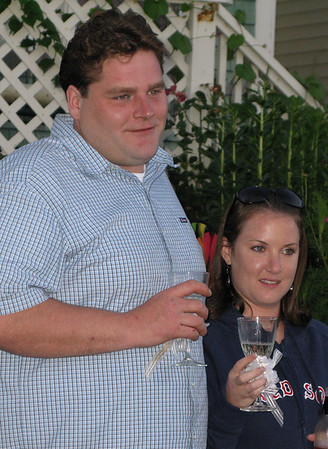 Lauren and Ben Rehearsal Dinner