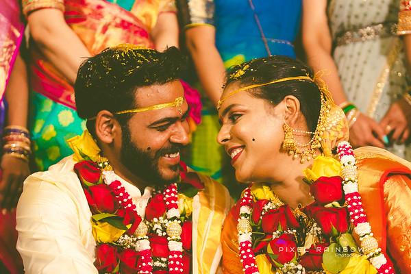 Sudheer+Anjali -Wedding
