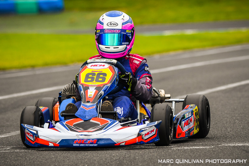 Motorsport Ireland Karting Championship 2019 - Round 6 - Whiteriver - Éimear Carey