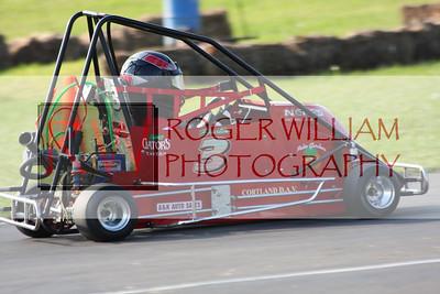 Car #3 Dustin Card 2008