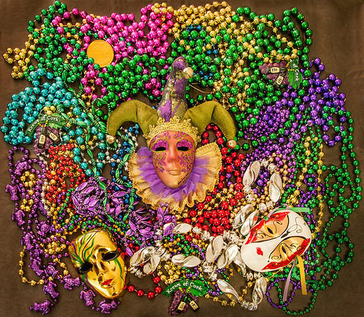New Orleans - Mardi Gras 2014