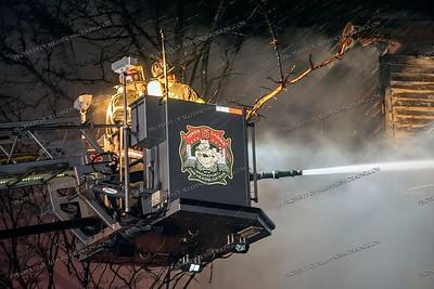 2 Alarm Vacant Dwelling Fire - 396 William St, Bridgeport, CT - 2/16/21