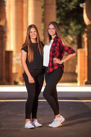 Emma & Celine