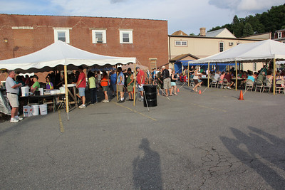 Summer Festival, Day 3, St Jerome School, Tamaqua (7-21-2013)