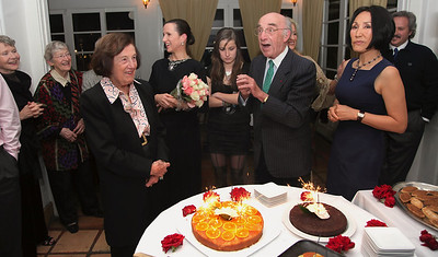 Lucienne Birthday Celebration 2011