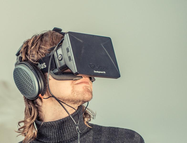 Roman Guro and Oculus Rift