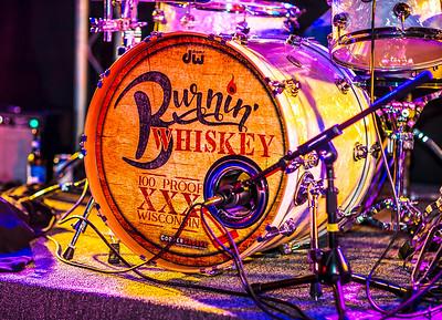 Burnin' Whiskey Band