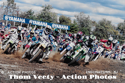 Thom Veety Action Photos Archive - 2001