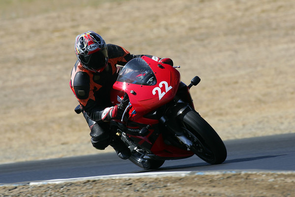 James - 2 Day Keigwins Track School, Thunderhill, Sept. 18-19, 06