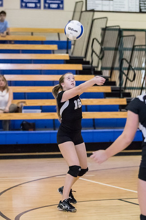 10-03-2017: MS A Volleyball- CSN vs FBA
