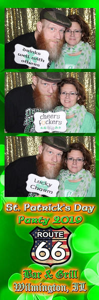 RTE 66 St. Patrick's Day Party