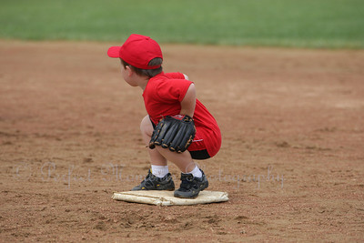 Coach Jonathan Vogt *T1-RED* 4/5 Yrs Old