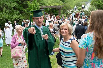Proctor Graduation 2018