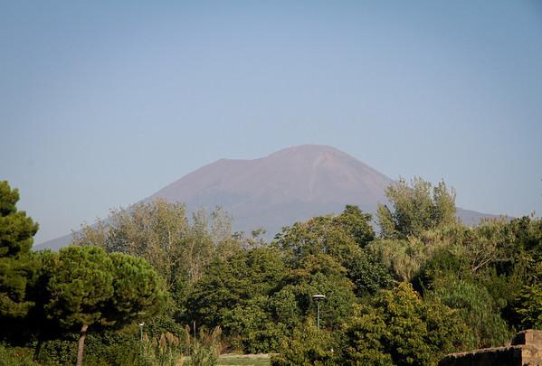 第五站: 那不勒斯,龐貝,索倫托,波西塔諾 (Naples, Pompeii, Sorrento, Positano)
