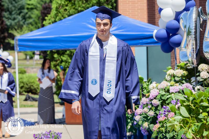 Dylan Goodman Photography - Staples High School Graduation 2020-261.jpg