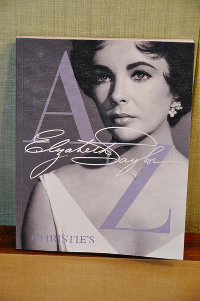 Private 'Ladies Luncheon' to Preview Full Collection of Elizabeth Taylor at Christies, Dec 1, 2011