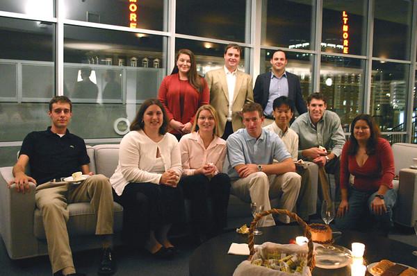 Dinner with Twelve Strangers - 2004